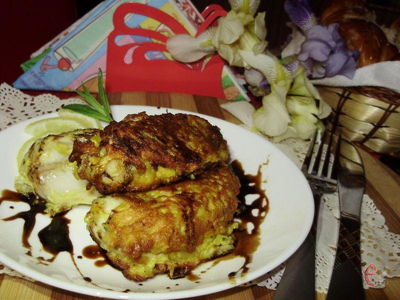 У перший день картопляна скоринка дуже смачна й хрумтить, а на другий – стає м'якою (тому потрібно з'їдати все відразу!). Проте рибка все-одно залишається дуже смачною!