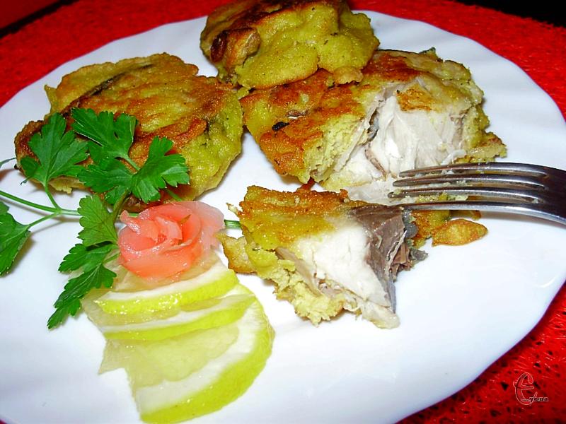 Рибу можна замаринувати в різних спеціях, додати пікантності за допомогою гірчиці або солодкої нотки, вливши трішки меду.