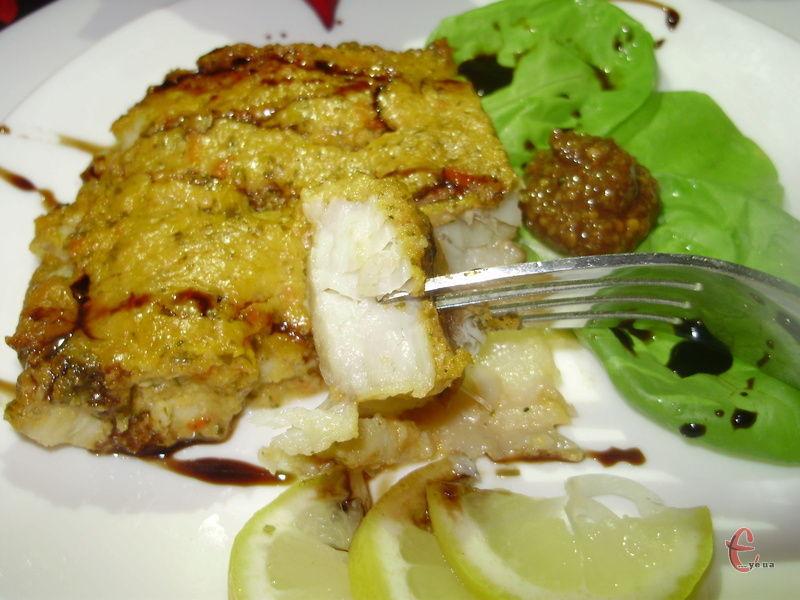 Дуже смачна заливка для рибки! І готується страва за лічені хвилини!