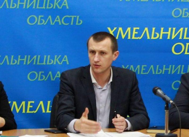 Сергій Ткачук - офіційно призначений заступником голови Хмельницької ОДА