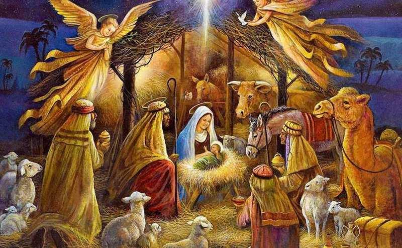 Різдво Христове належить до великих християнських свят