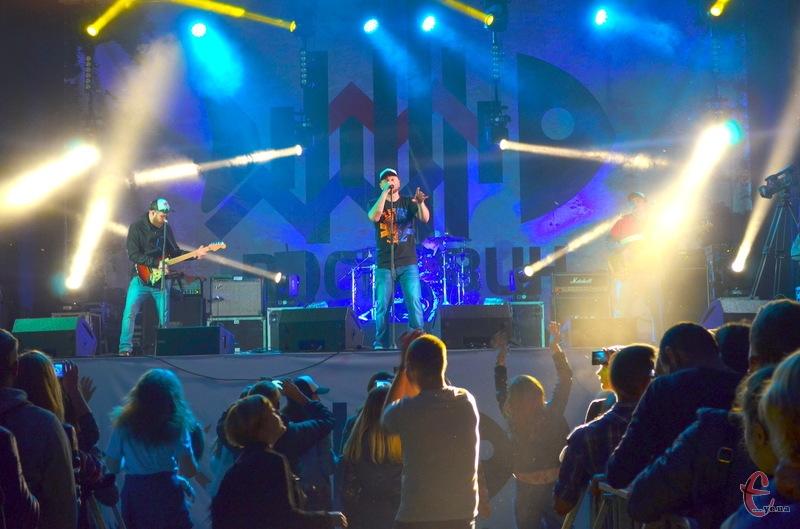 Минулого року головною зіркою фестивалю був гурт Тартак