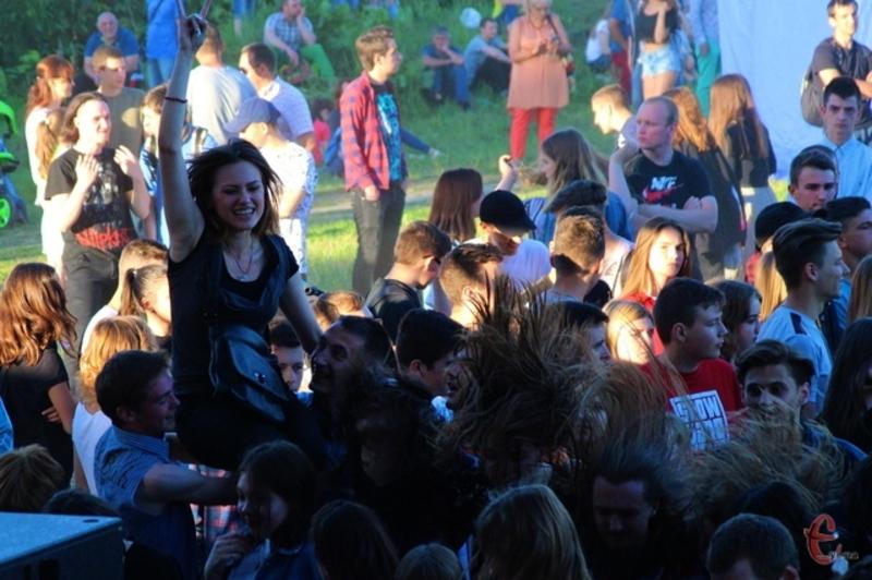 Цього року на рок-фестивалі зіграють навіть ді-джеї