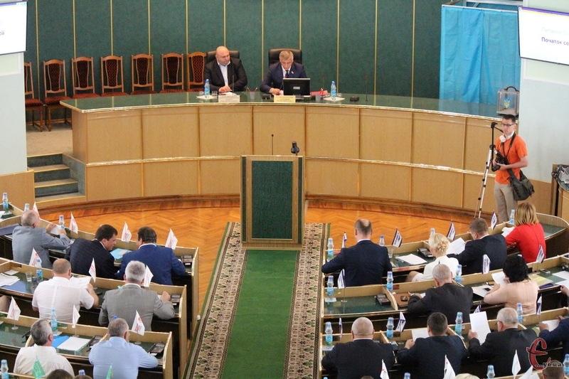 1 червня 2016 року депутати Хмельницької обласної ради прийняли звернення, яке, схоже, не всі з них читали