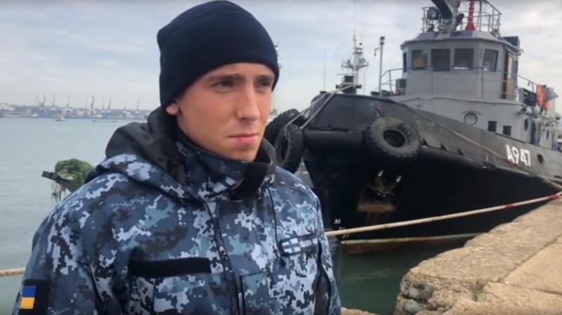 Сергій Цибізов разом із рештою полонених моряків наразі перебуває у московському СІЗО