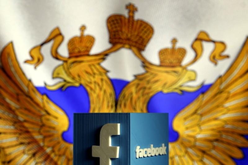 Россияне начали массово удаляться из Facebook