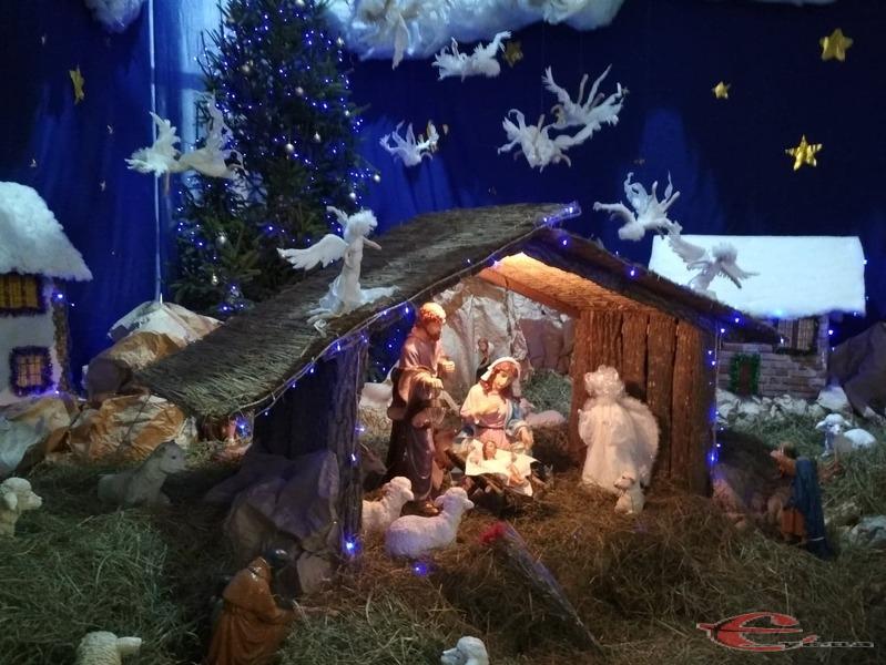 Різдво є великим святом, встановленим на спогад про народження Ісуса Христа в Віфлеємі