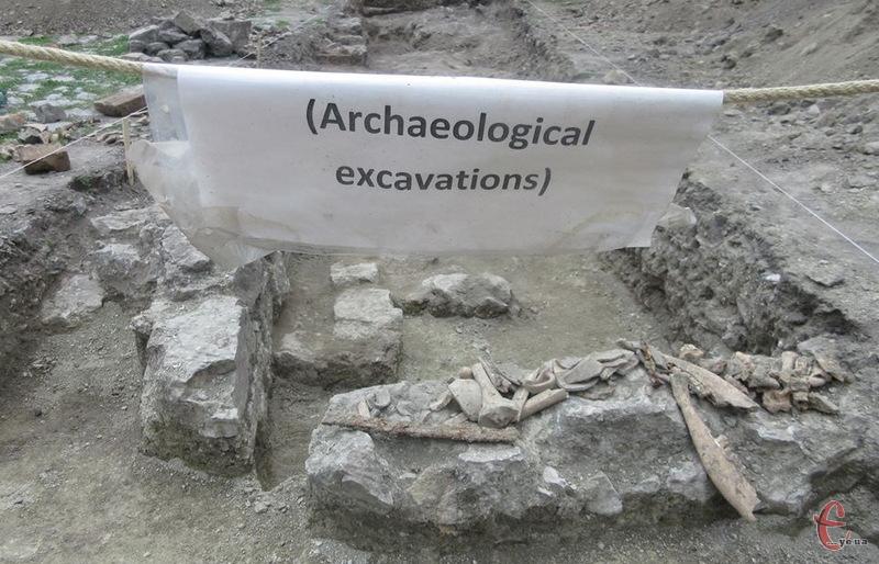 За понад місяць розкопок археологи натрапили на сенсаційні знахідки та зробили чимало відкриттів