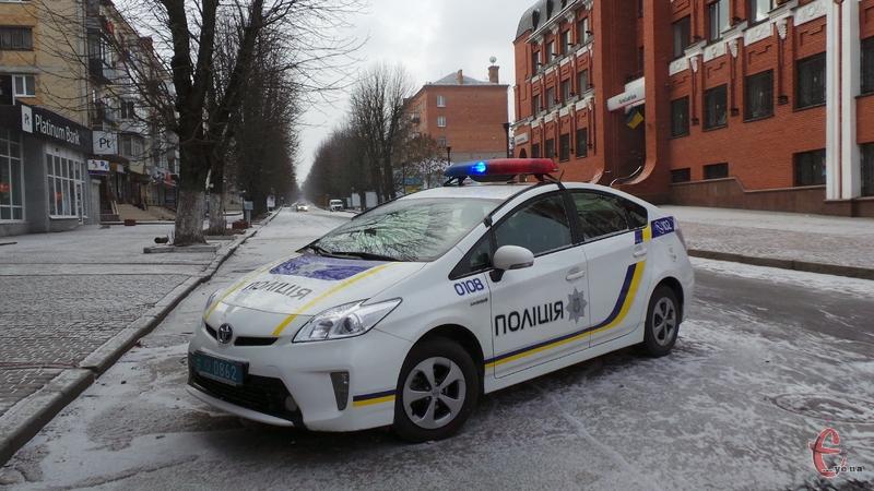 Поліцейських перевірятимуть на готовність до служби