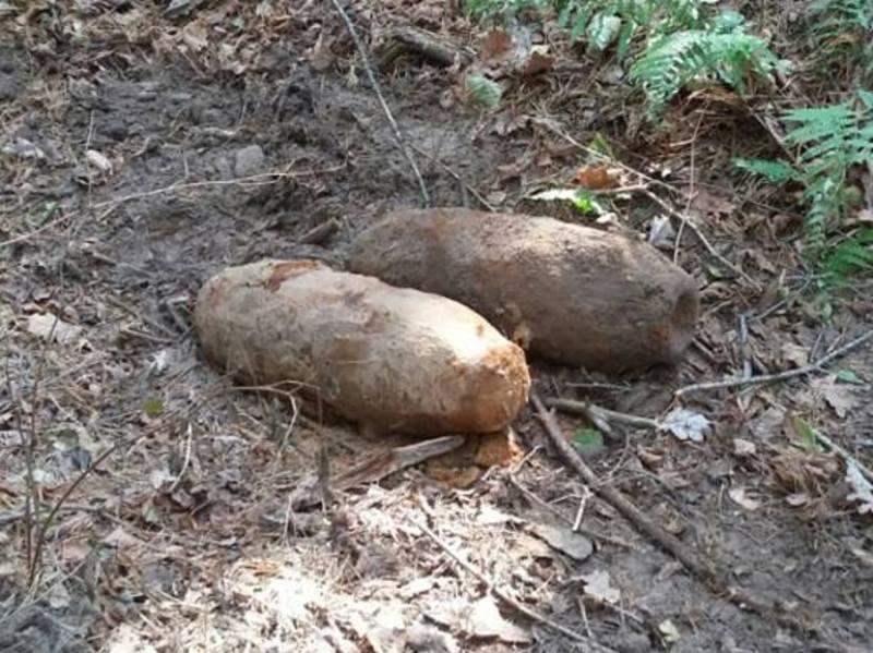 На Хмельниччині продовжують знаходити снаряди, які пролежали в землі вже понад 70 років.