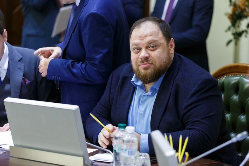 Руслан Стефанчук за оренду квартири отримав 19,5 тисяч гривень компенсації