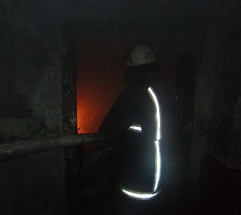 Ймовірною причиною пожежі стало порушення правил пожежної безпеки під час влаштування та експлуатації приладів пічного опалення