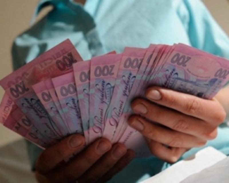Хабарників затримали після передачі грошей
