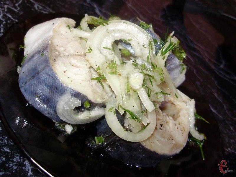 Сагудай – це популярна закуска зі свіжої риби, поширена на Півдні.
