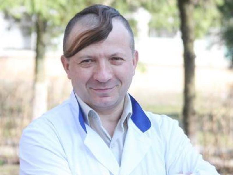 Борис Ткач, начальник управоління охорони здоров'я Хмельницької міської ради