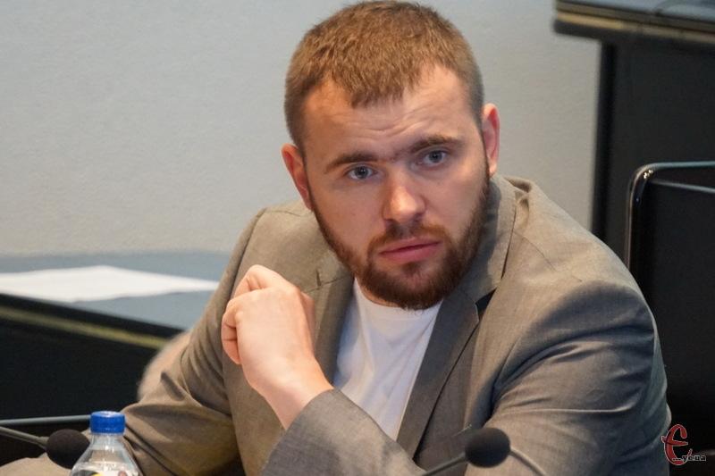 Юрій Вавринюк очолив фракцію Самопомочі в Хмельницькій міській раді