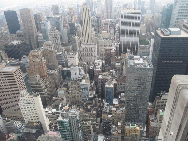 Нью-Йоркські хмарочоси вражають уяву