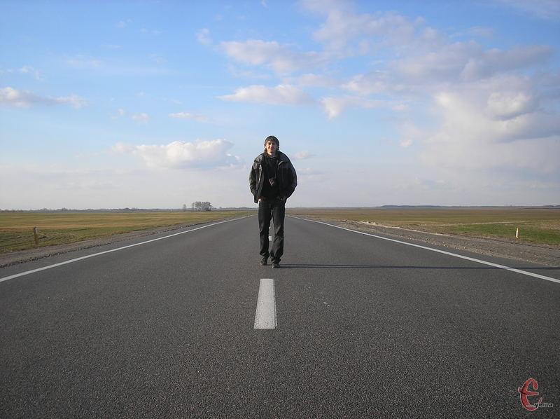 У вільних мандрах подорожній сам обирає напрямок руху