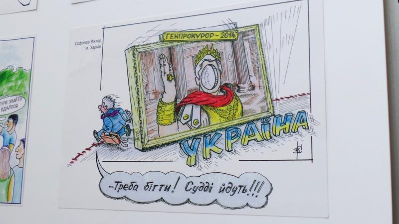 Костянтин Казанчев: художників багато, а карикатуристи, за статистикою, трапляються один на пів мільйона людей