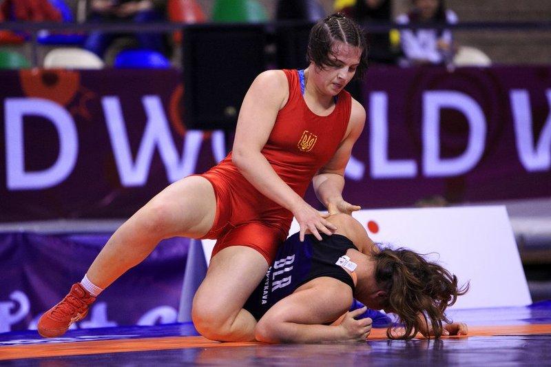 Аліна Махиня, вигравши в Стамбулі, отримала право змагатися на Олімпіаді-2016