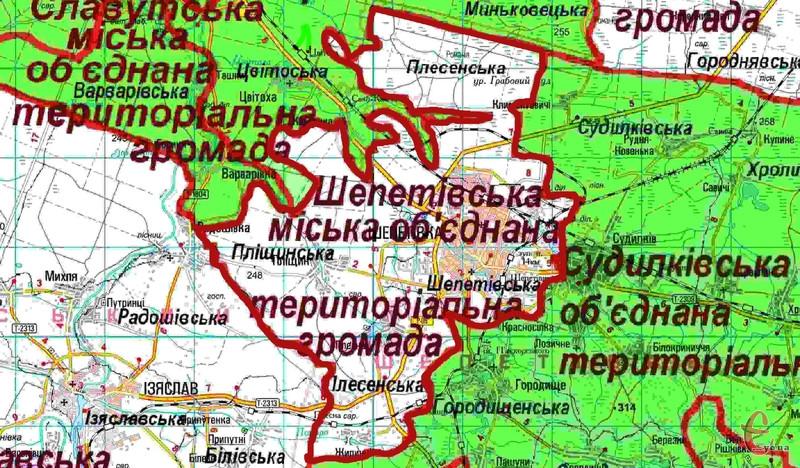 Плесненська громада отримала висновок Хмельницької ОДА про відповідність Конституції та Законам України