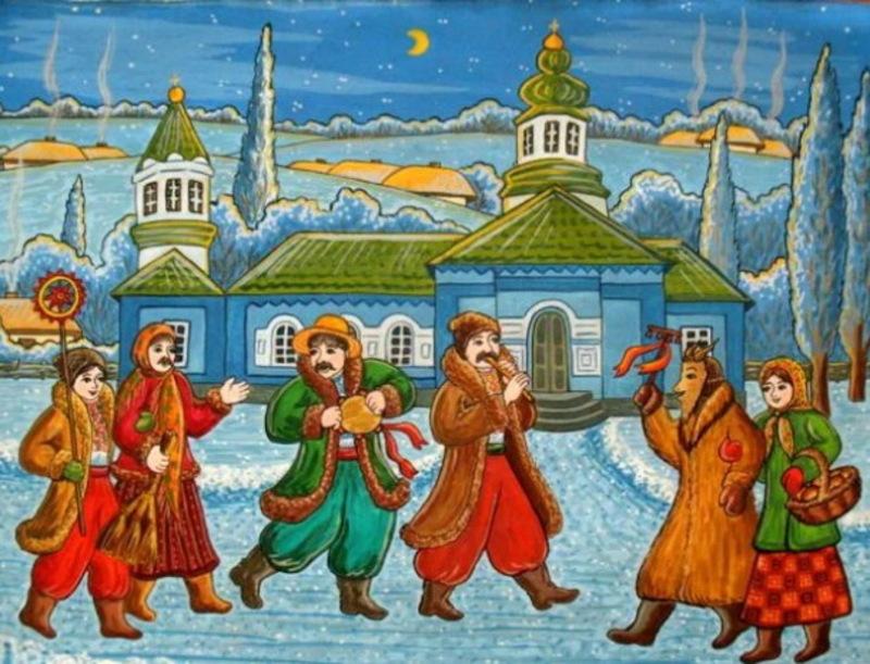 13 січня за християнським календарем – день преподобної Меланії або Щедрий Вечір