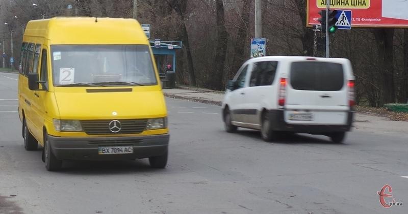 При призначенні тимчасових перевізників малогабаритний транспорт залучатимуть в останню чергу.