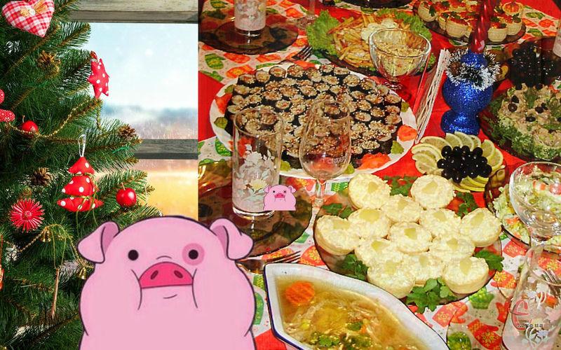 Дізнатися більше новорічних рецептів можна в календарях від «Сімейної газети».