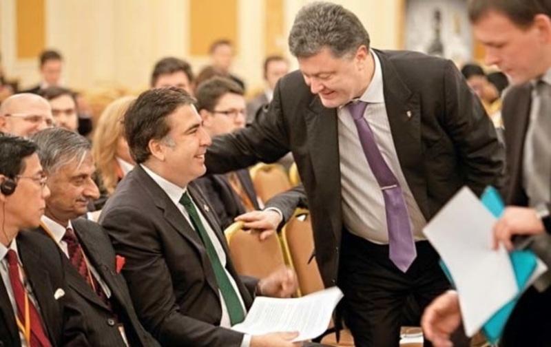 27 липня Президент Петро Порошенко позбавив Міхеіла Саакашвілі громадянства на підставі рекомендацій Комісії з питань громадянства при президенті України