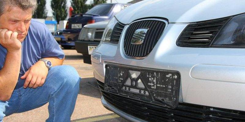 Власники авто мають здійснити перереєстрацію у сервісному центрі