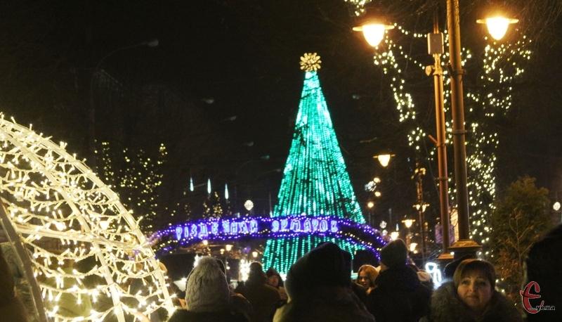 Як зустрічатимуть Новий рік у центрі Хмельницького