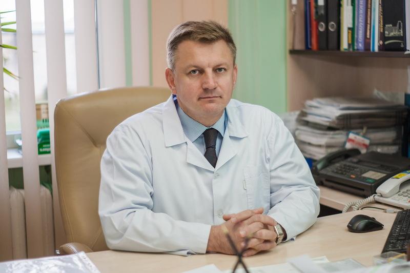 Олексій Підмурняк, заступник головного лікаря Хмельницької обласної лікарні з хірургічної роботи