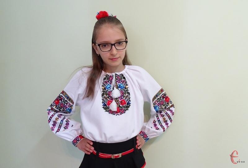 Дарина Туржанська тріумфувала на Міжнародному конкурсі з української мови імені Петра Яцика