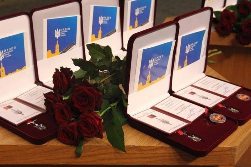 Орденом «Народний Герой України» в Хмельницькому нагороджуватимуть волонтерів і бійців АТО