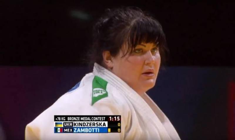 Ірина Кіндзерська вже не вперше входить до переліку кращих дзюдоїсток України за підсумком виступів року, що минає