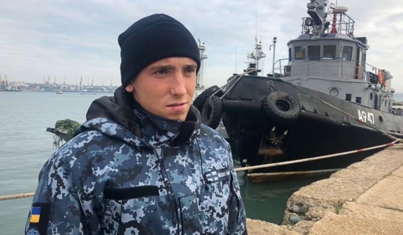 Сергій Цибізов служить контрактником у Військово-Морських силах півроку