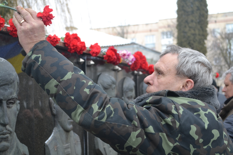 15 лютого в Україні відзначили День вшанування учасників бойових на території інших держав.