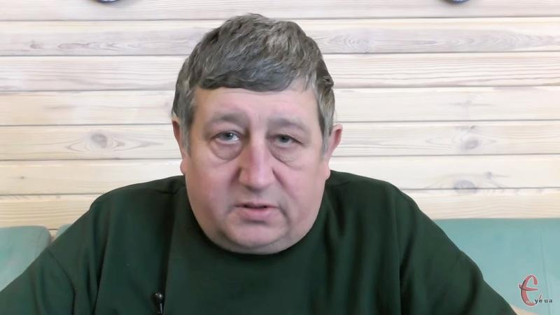 Сергій Скоробогатий каже, що 19 лютого 2014 року прийшов до хмельницького управління СБУ, що взнати, де перебуває спецпідрозділ Альфа