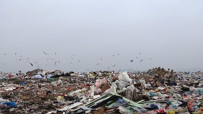 На території громади немає діючого сміттєзвалища