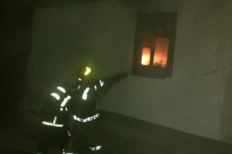 агиблих та травмованих на пожежі не виявлено