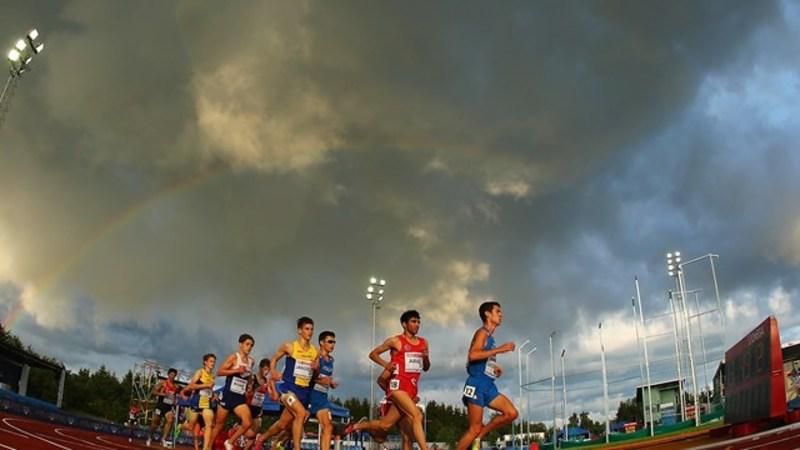 Єдиний спортсмен від Хмельниччини на чемпіонаті Європи з легкої атлетики серед юніорів - Андрій Аліксійчук, став бронзовим призером