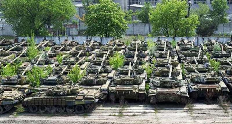 На підприємстві не зупиняється робота над відновленням техніки Збройних Сил України