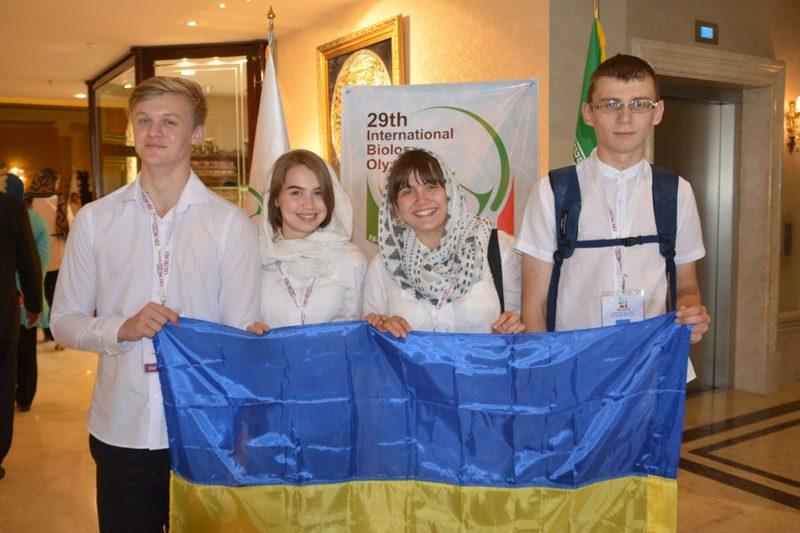 Школяр з Шепетівки здобув «бронзу» на Міжнародній олімпіаді з біології