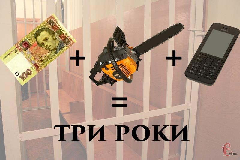 Викравши майна на понад 2700 гривень, чоловіку дали реальний термін покарання - 3 роки за гратами