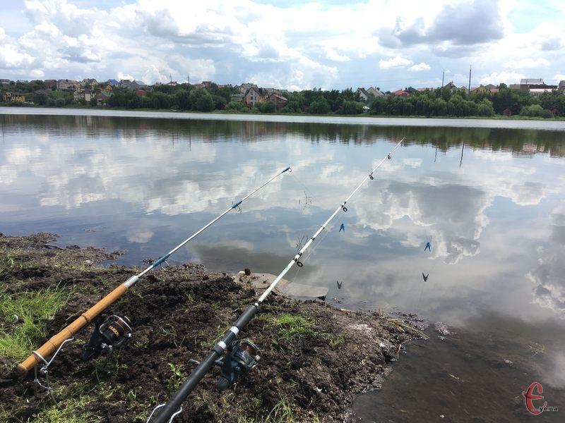 Чоловік рибалив у недозволений період