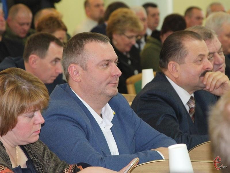 Андрій Шинькович офіційно очолив обласний осередок президентської партії.