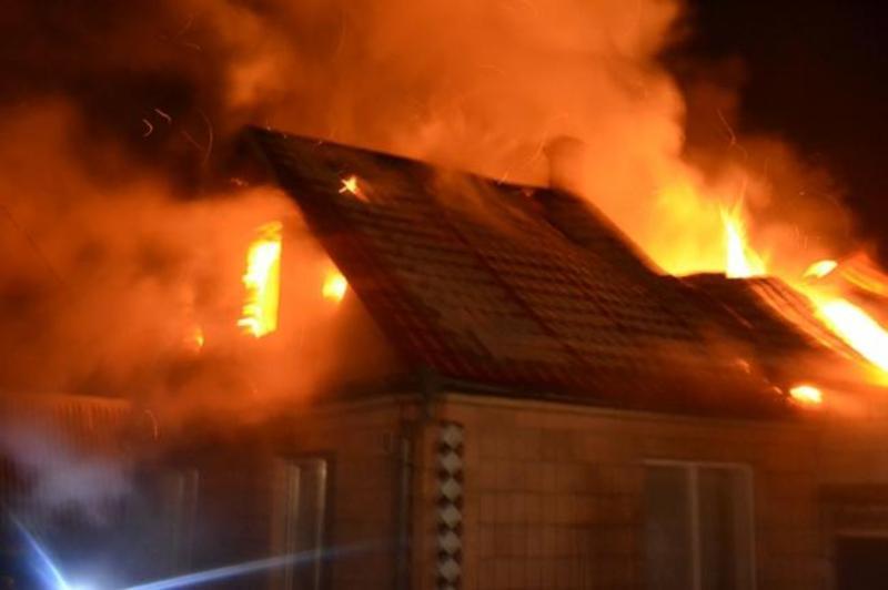 Чимало збитків наробив вогонь минулої доби на Хмельниччині