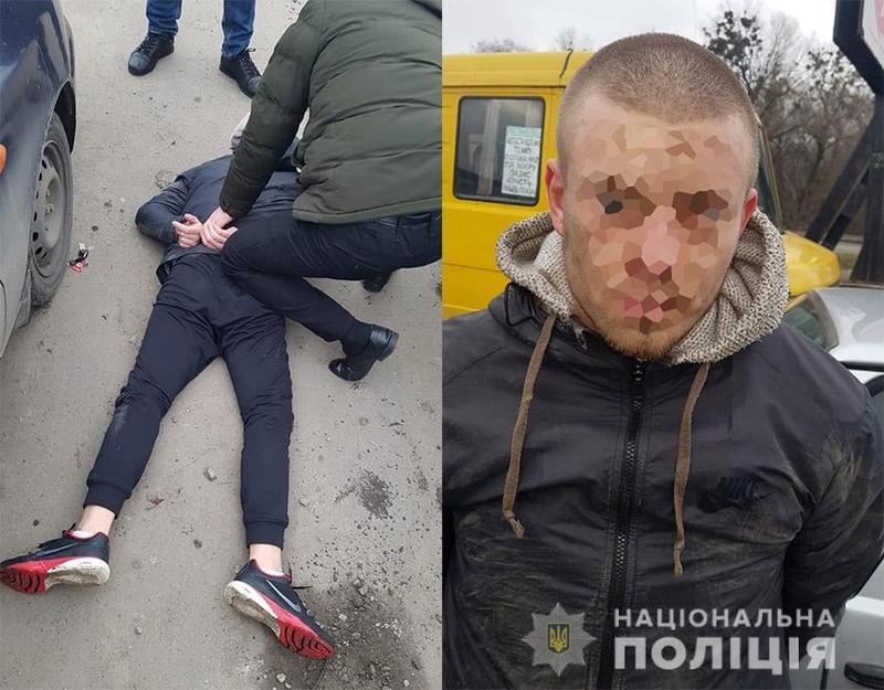 На Хмельниччині поліцейські затримали чоловіка, який тривалий час переховувався від органів слідства