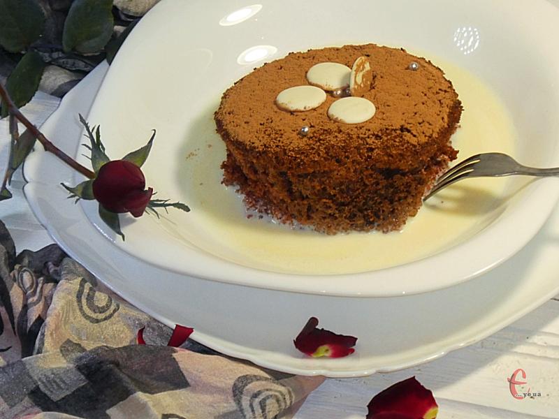 Обережно! Навіть сам ритуал поїдання цього десерту викликає звикання!