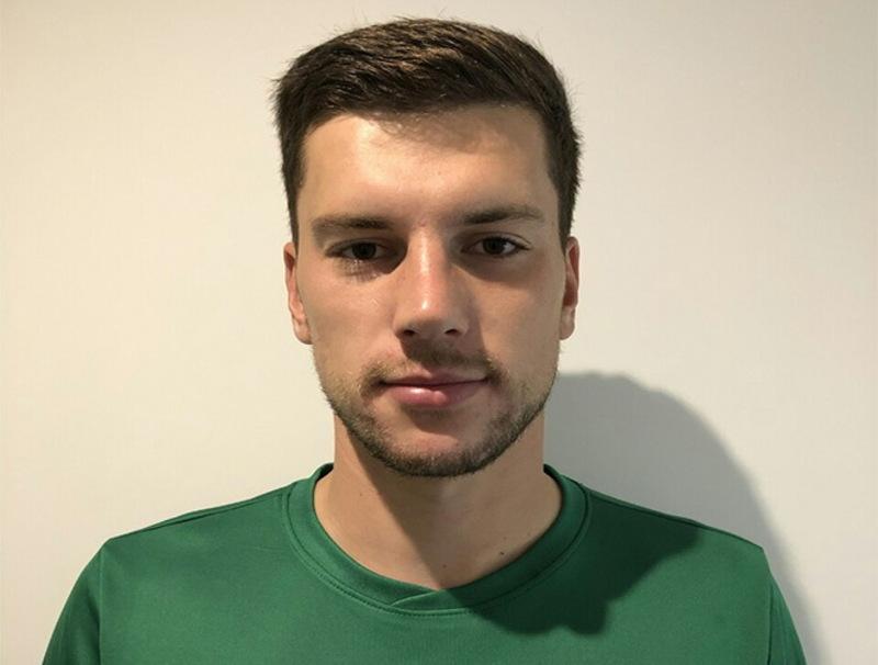 Олександр Воробей став гравцем